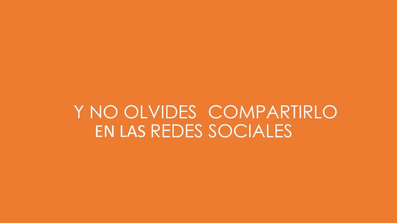 Plantilla demo redes sociales 4 - YouTube