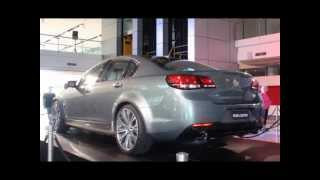 Holden VF Commodore Reveal - HQ 191 Open House February 10, 2013