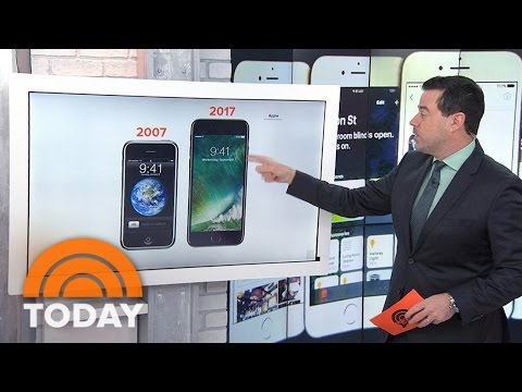 iPhone Turns 10 But Meredith Vieira Is Still Dubious About It | TODAY
