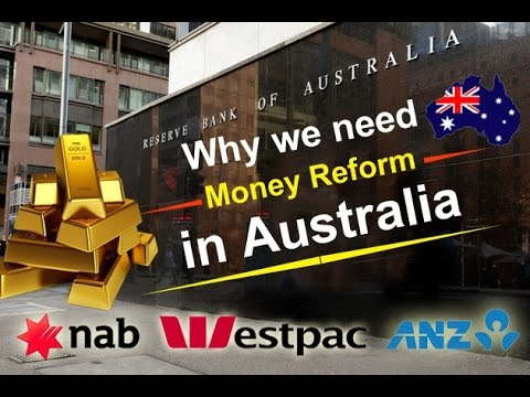 Why we need monetary reform in Australia