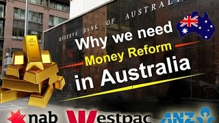 Why we need monetary reform in Australia
