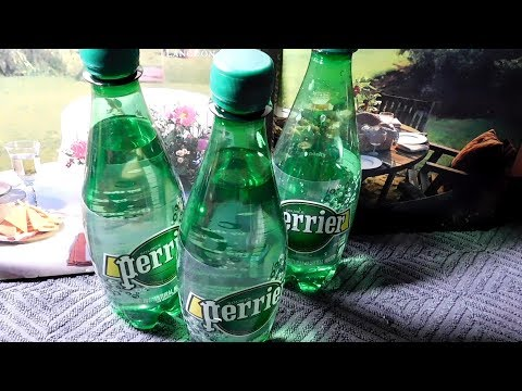 Perrier   Mineral Water; Allergy And Cancer Healing Remedy