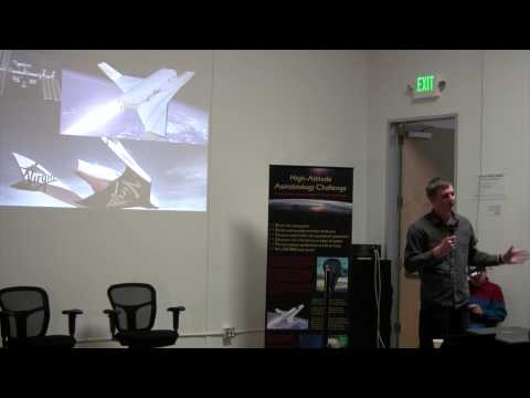 Citizen Astronaut/Space Hacker Ardulab Workshop - Brian Rieger