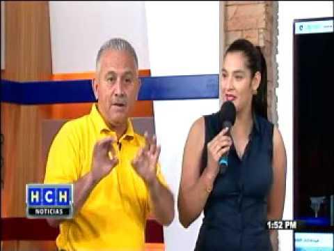 Carolina Lanza junto a su hijo Thiago llegaron  HCH