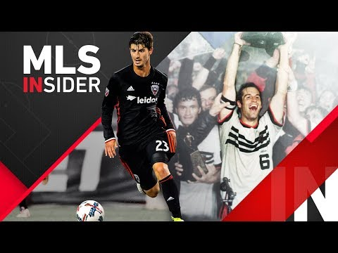 Harkes 2.0: Family tradition continues at D.C. United | MLS