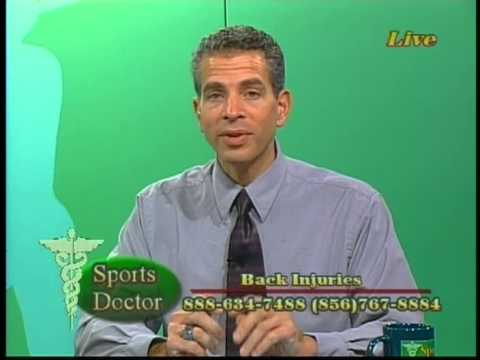 11/07/2002 Sports Doctor with Dr. Steven Valentino on Lumbar