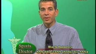11/07/2002 Sports Doctor with Dr. Steven Valentino on Lumbar Spine Injuries