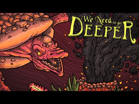 Speed Running to the Volcanic Depths! - We Need To Go Deeper