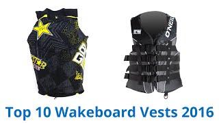 10 Best Wakeboard Vests 2016