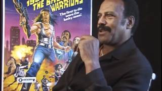 1990-Bronx Warriors - Interview with Fred Williamson
