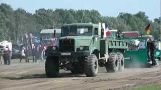 KrAZ-255 beim Trecker Treck 2012