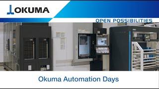Automation Days 2020 - MU-4000V & BMO (Deutsch)
