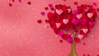 Butifull Love Animation Effect Background | DMX HD BG 295