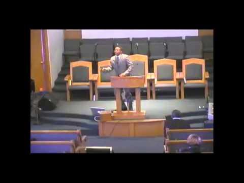 Normandie Ave's Sabbath Sermon - 03/09/2013