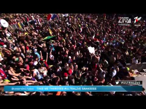 Ultra Music Festival @ DJ Snake Live 29.03.15 DJ Snake - Birthday song (Kovalenco Gennadi Bootleg)