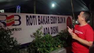 #3 Rekomendasi Kuliner Jakarta Versi Ceritaperut : Roti Bakar Eddy