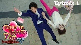 [Recap] Fated to Love You (Korean Drama, 2014) - Episode 1