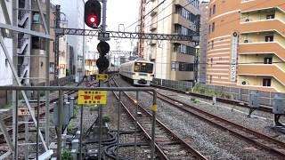 小田急8000形8059F+8259F 快速急行小田原行き 本厚木駅停車
