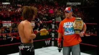 WWE RAW 30th November, 2009 Part 7
