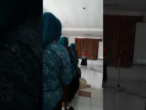 Juara 1 Provinsi Jawa Barat Kader PKK Asal Ciamis (Desa Lumbung Kec Lumbung)