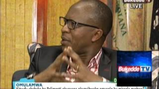 Akabinkano: Kituufu ababaka ba Paalamenti okugaana okugyibwako omusolo ku misaala gyabwe? thumbnail
