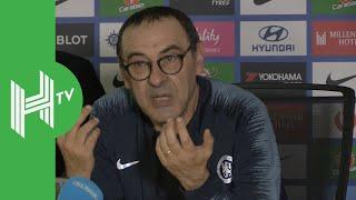 Chelsea 2-0 Tottenham | Sarri: Kepa is still my No.1 goalkeeper!