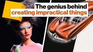 The genius behind creating totally impractical things | David Eagleman