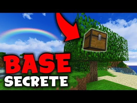 SUPER PILLAGE D'UNE BASE SECRÈTE DANS UN ARBRE ! ! PvP Faction Magie #14