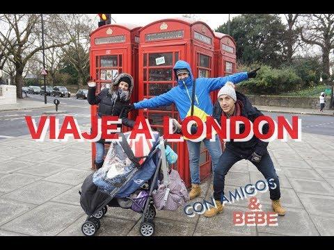 VLOG/ VIAJE A LONDRES CON NIÑOS Y AMIGOS /RUTA 2 DIAS