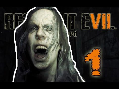 Resident Evil 7 | She's Not Worth It Dude! | Part 1