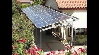 Сонячні панелі, як це працює.