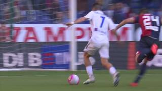 Video Gol Pertandingan Genoa vs Atalanta