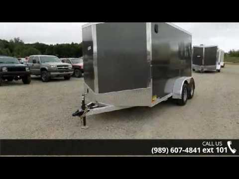 2016 Legend Trailers Explorer Cargo V Nose Series 7X14EVT...