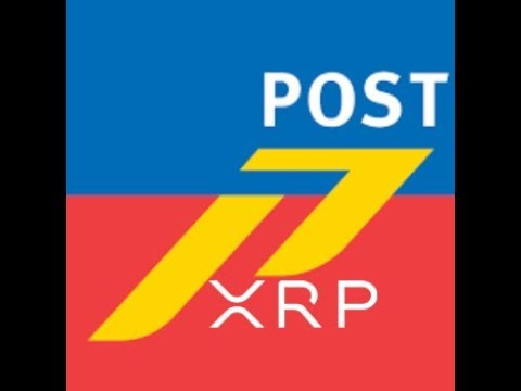 Buy XRP At The Liechtenstein Post Office And JP Morgan Fears Ripple