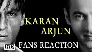 Salman & Shah Rukh in Karan Arjun 2 | Fans Reaction