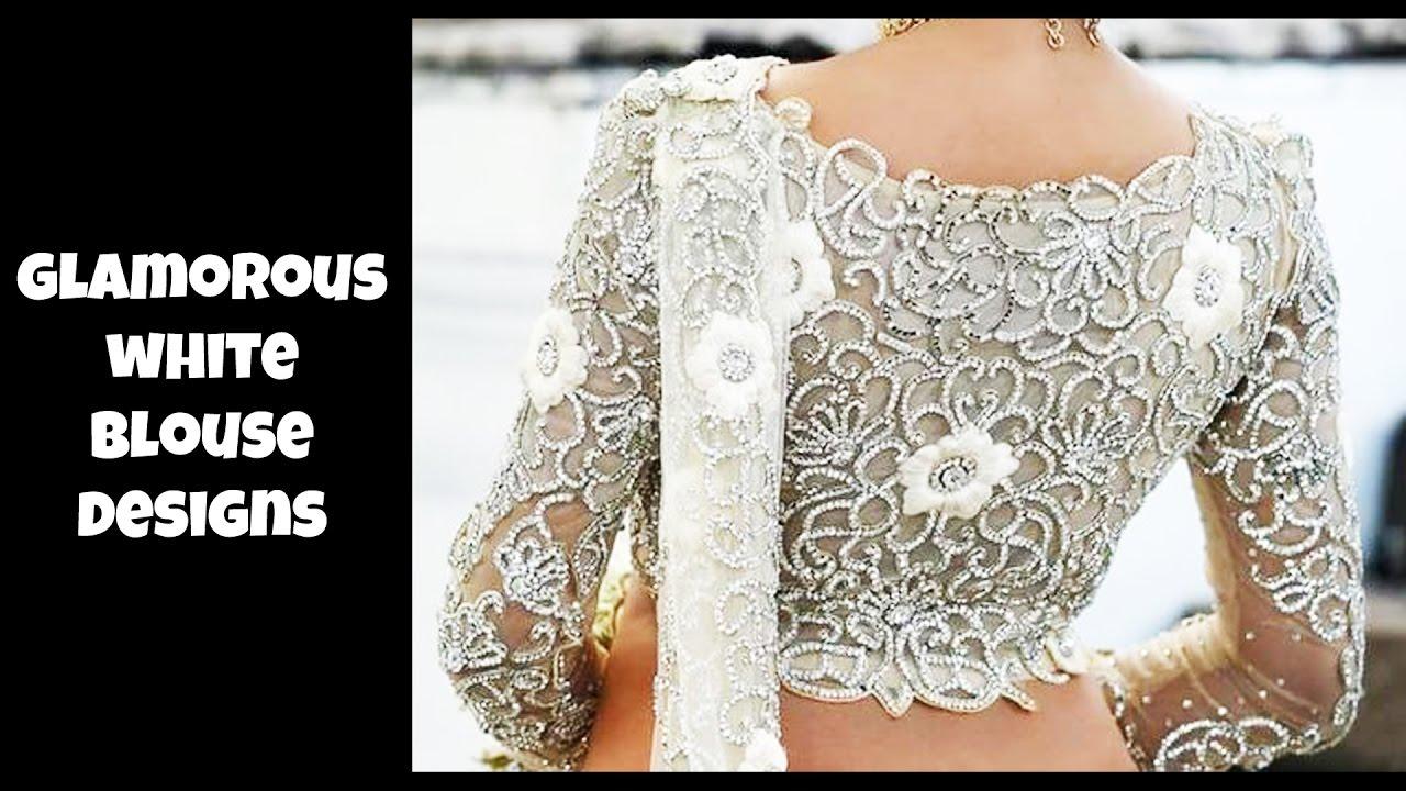 White Blouses for Weddings
