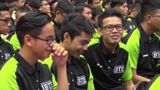 IBTE Orientation Highlights @ICC - July 2016 Intake