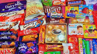 New Lot's of Candies opening ASMR