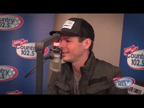 Granger Smith Lunch Takeover - Meeting His Wife