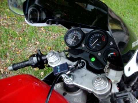 Suzuki Gsxr 600 1992