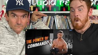COMMANDO 3 Fight scene REACTION!! | The Power of Commando 3 | Vidyut Jamwal