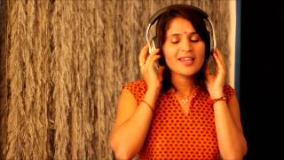 Humne dekhi hai un aankhon ki (khamoshi) - karaoke (By Vandana)