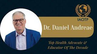 Dr. Daniel C.  Andreae honored member of IAOTP presented with Humanitarian Award