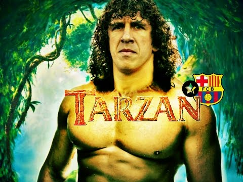 Puyol 2016 - Tarzan. The legend of the hero of Barcelona.#Fo