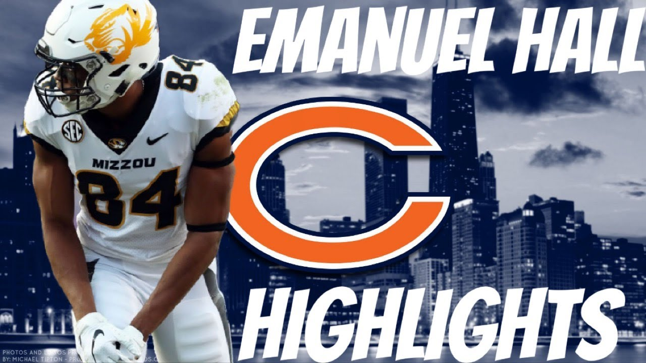 Emanuel Hall || Mizzou Highlights ᴴᴰ ||