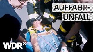 Feuer & Flamme   Auffahrunfall im Stadtverkehr   WDR