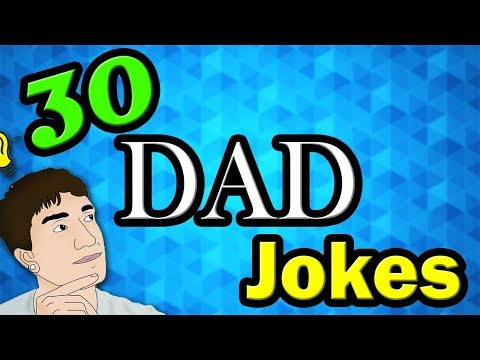 30 Dad Jokes in 6 Minutes