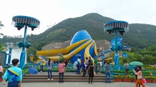 Ocean Park , Hong Kong HD