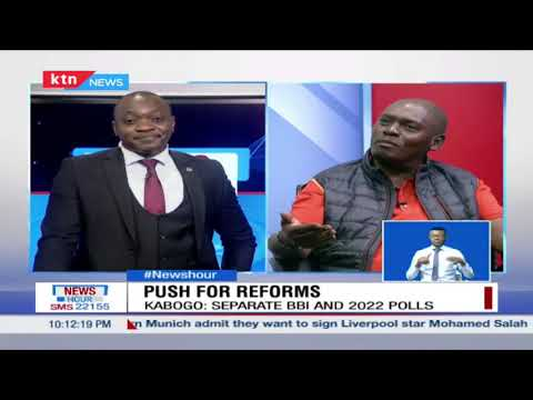 Where will William Kabogo be politically in 2022? ~ NEWSHOUR