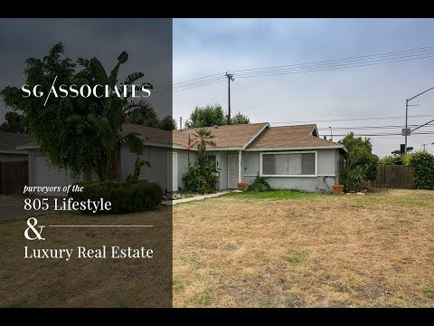 1833 North 5th Street, Port Hueneme | Offered by SG Associates